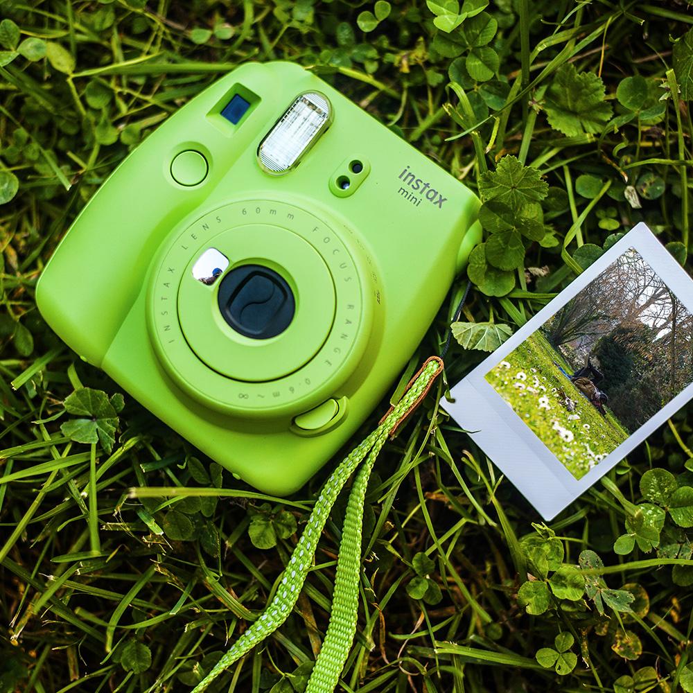 Concours photo sur Instagram : gagne 3 instax mini !