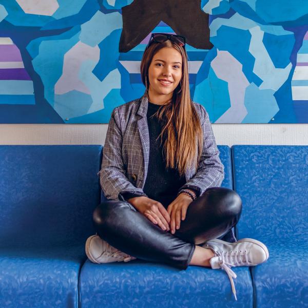 Charlotte Garriou : une première expérience du monde du travail
