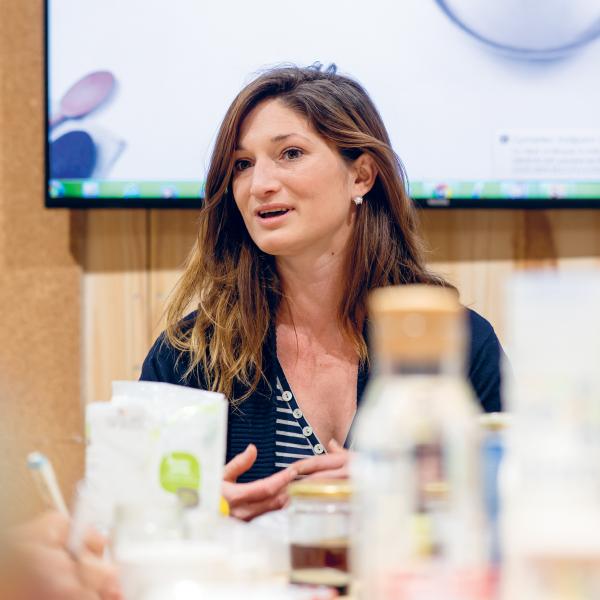 Céline Mairey : la recette d'un bonheur durable