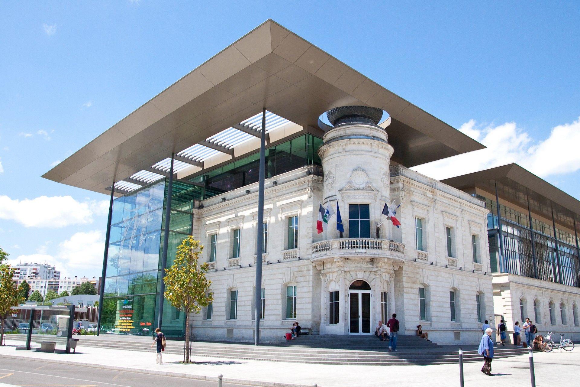 Médiathèque de Mérignac  Quartier Libre