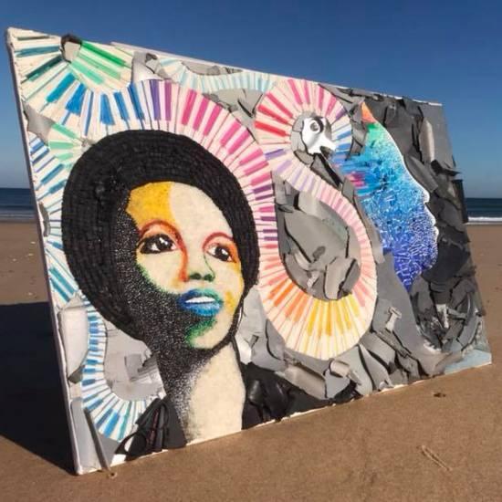 La plastique des plages