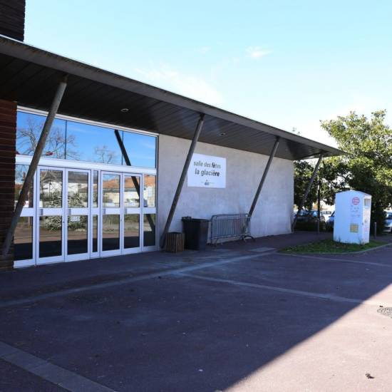 Salle des fêtes de la Glacière