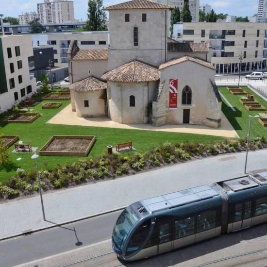 Vieille église Saint-Vincent